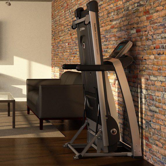 Life Fitness F3 Folding Treadmill Foremost Fitness
