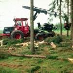 Wspomnienia szwedzkiego leśnika.