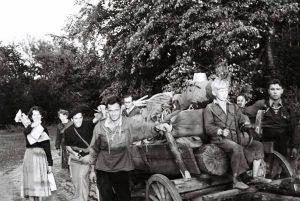 Karol Wojtyła i Bieszczady.