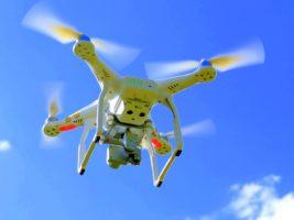 Zabawki leśnika - Drony