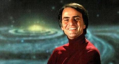 El día de Carl Sagan, el escéptico amable