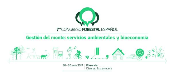 Vamos de congreso: mis contribuciones al VII Congreso Forestal Español