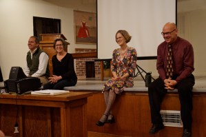 Writers' Night at the Springwater Grange