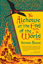COVER REVEAL: The Alehouse at the End of the World