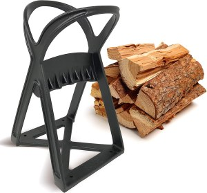 KABIN_Kindle_Firewood_Portable_Unique_X-design_Manual_Hand_log_splitter