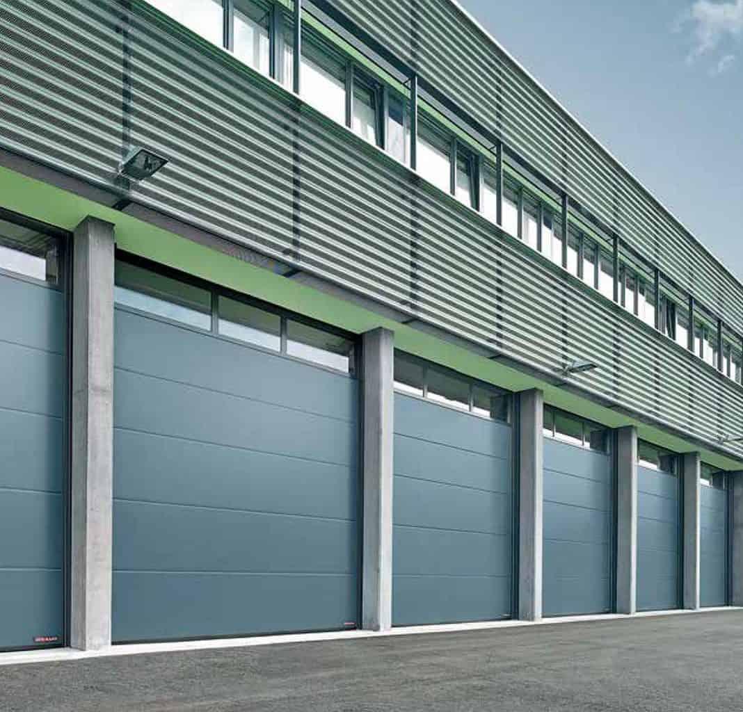 commercial garage doors free