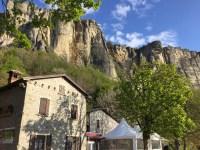 Foresteria San Benedetto, albergo ristorante alla Pietra di Bismantova, Castelnovo ne' Monti (RE)