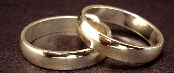 Finding the perfect wedding ring