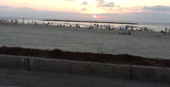 What I did this summer: Tel Aviv and the Mediterranean Sea