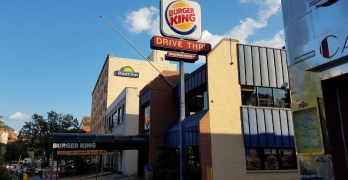 Van Ness DC's 'rock 'n roll' Burger King is to close