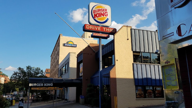 Van Ness DCs Rock N Roll Burger King Is To Close