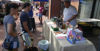 Music at the Market: Here's the list of performers Saturdays at the UDC farmers market