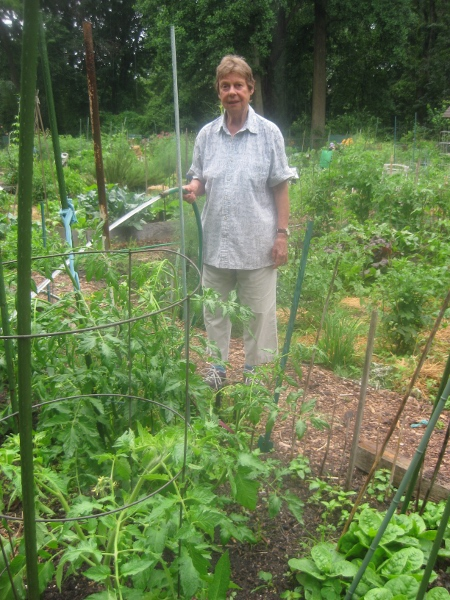 Community Garden Gerry