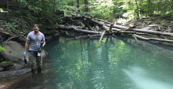 2015 Flashback: Protecting our beautiful parks and streams