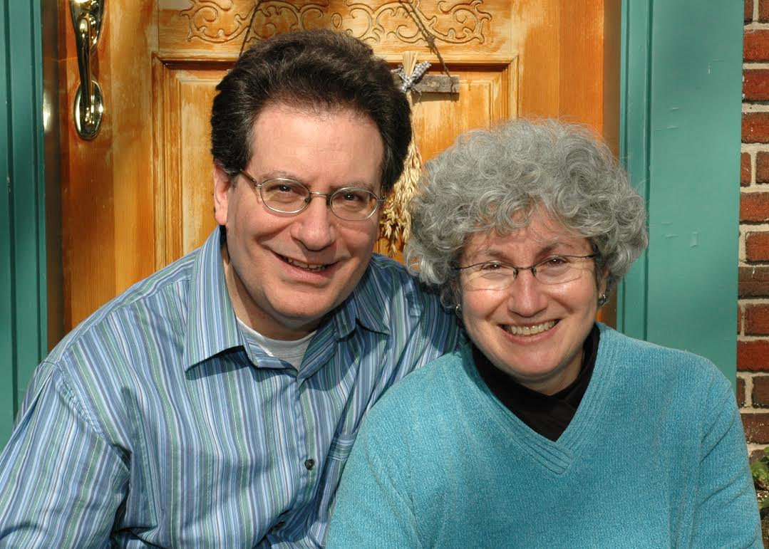 David and Lorraine Swerdloff (photo provided by the authors)