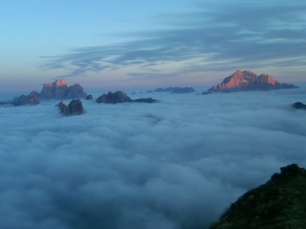 """""""They are unlike any mountain,"""" said an early guide to the Dolomites."""