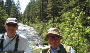 Summer Travel Scrapbook: Fly Fishing The West