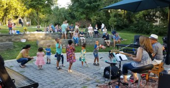 Was the last Forest Hills Park concert of the summer the last one – ever?