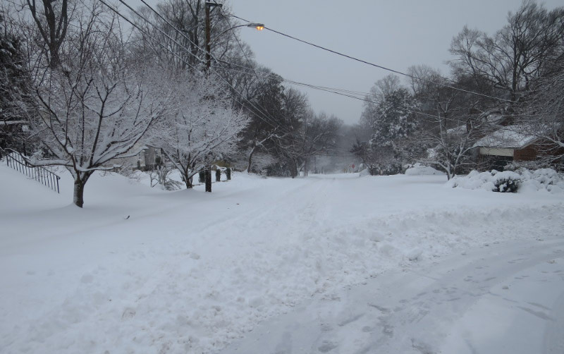 Brandywine where the plow turned down 29th