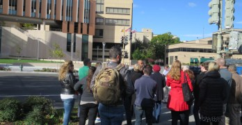 Van Ness DC walking tour highlights area's new strengths, continued weaknesses