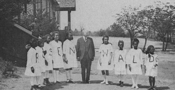 "Meet Your Neighbors update: $50,000 grant to identify ""Rosenwald"" school sites"