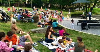 8/26 Forest Hills 'Picnic in the Park' concert features Marsha and the Positrons