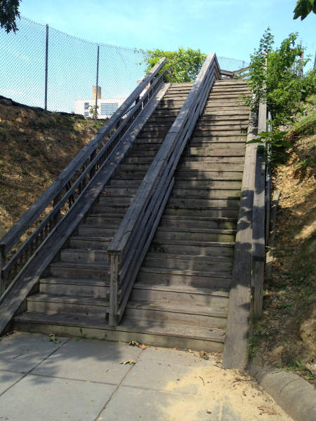 MBT Stairs