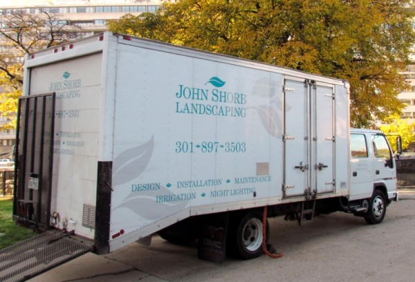 On February 16-17 and March 16-17, John Shorb Landscaping is providing a convenient place for Forest Hills residents to drop off their used garden tools: 2931 Albemarle Street..