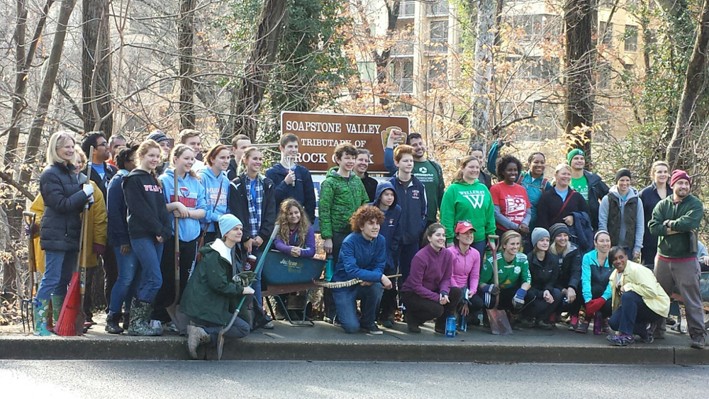 Soapstone MLK 2016 volunteers