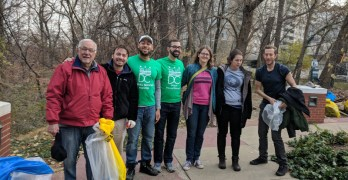 Photos: Soapstone Park @ Windom Place cleanup