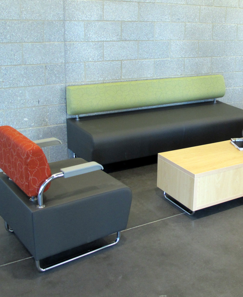 Student Center seating area