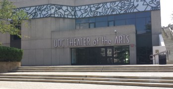 Kennedy Center renovation sends performers to UDC's Theater of the Arts (Buy tickets here)