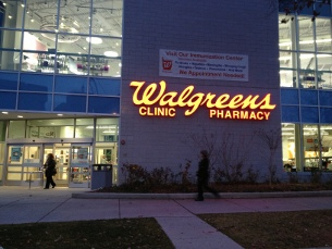 Walgreens has applied for a beer and wine license in Van Ness under a grocery store exemption.