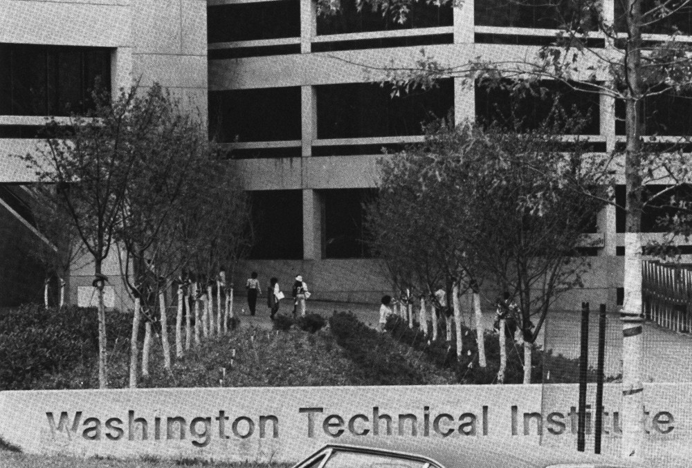 A WTI building, circa 1977. (photo from HBCU Library Alliance)