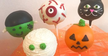 Ceramic ghouls, spooky cookies, and entertainment for all ages: Local businesses celebrate Halloween