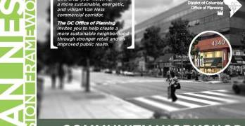 This Saturday, join us in planning the future of the Van Ness commercial district!