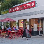 The Van Ness Italian Pizza Kitchen gets a Great Streets grant