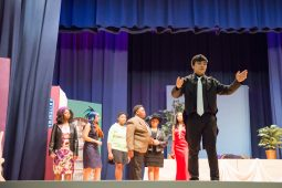 """Proviso East students perform in the school's production of """"Clue: On Stage"""" on Nov. 15 and 16. 
