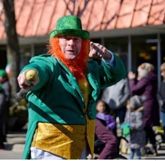 Meet the grand marshal of the 2020 Forest Park St. Patrick's Day parade. The event will be held on March 7 along Madison Street and kicks off at 1 p.m. | Photo provided
