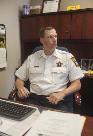 Police Chief Tom Aftanas | File photo