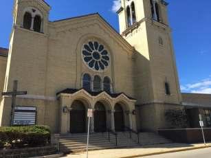 St. John Lutheran Church, 305 Circle Ave. | Tom Holmes