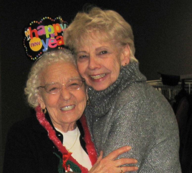 Yolanda Nigro and Mary HoganPhotos by JACKIE SCHULZ/Contributor