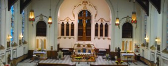 St. Bernadine Sanctuary (Courtesy Tom Holmes)