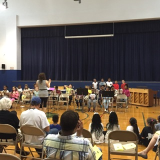 3rd grade recorder concert