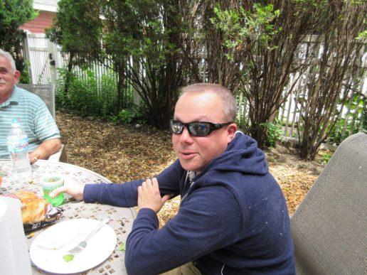 Uncle Chris Strickland | JACKIE SCHULZ/Contributor