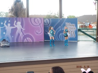Dancing at Disneyland | Courtesy Donna Schauer