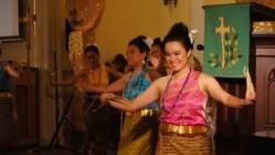 Classical Thai dancers. | Courtesy St. Paul Thai Church