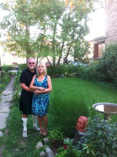 Bob and Sharon Cox