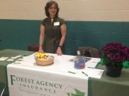 Gina Robbins, Forest Agency