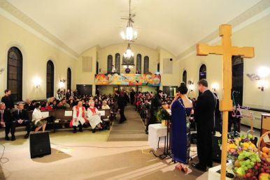The St. Paul Thai Lutheran Church had reasons to be thankful last Sunday, including their 30th anniversary. | Courtesy St. Paul Thai Lutheran Church